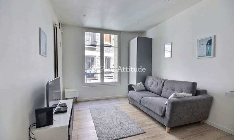 Rent Apartment Studio 25m² rue des Tournelles, 3 Paris