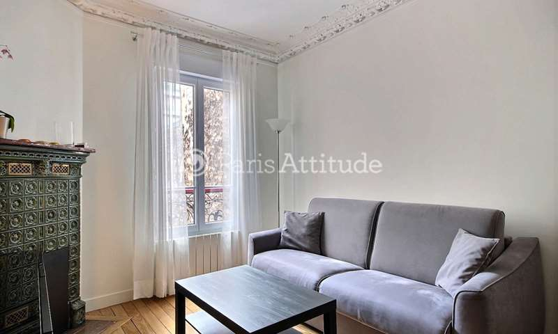 Rent Apartment 1 Bedroom 47m² rue Oberkampf, 11 Paris