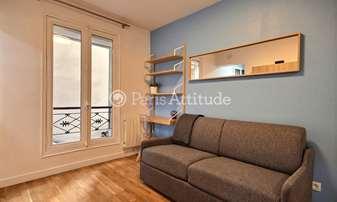 Rent Apartment Studio 17m² avenue Parmentier, 11 Paris