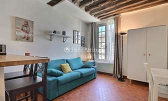 Aluguel Apartamento Quitinete 22m² rue Mouffetard, 5 Paris