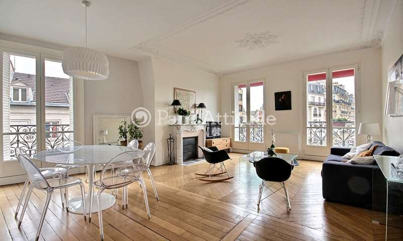 Rent Apartment 3 Bedrooms 107m² rue du Cherche Midi, 15 Paris