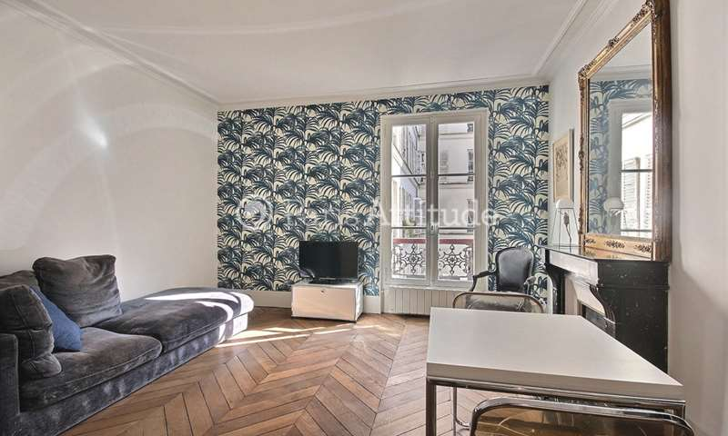 Rent Apartment 1 Bedroom 35m² rue de Chabrol, 10 Paris