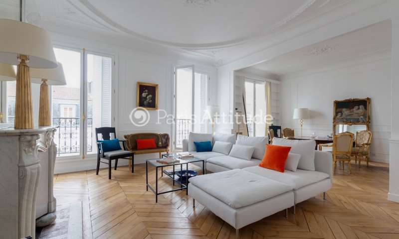 Rent Apartment 3 Bedroom 110m² avenue Mozart, 75016 Paris