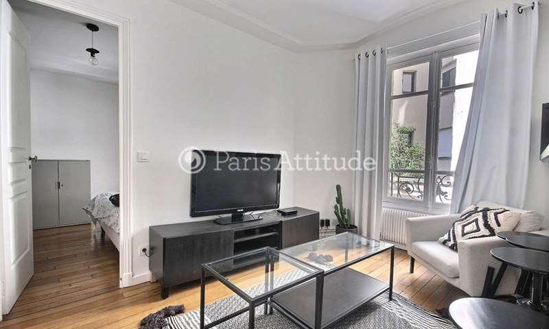 Rent Apartment 1 Bedroom 37m² rue Froment, 11 Paris