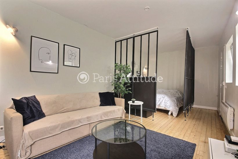 Aluguel Apartamento mobiliado Studio 37m² rue Leon Frot, 75011 Paris