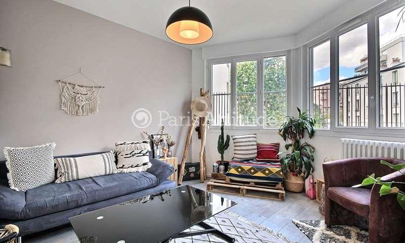 Location Appartement 1 Chambre 36m² rue de l Atlas, 19 Paris
