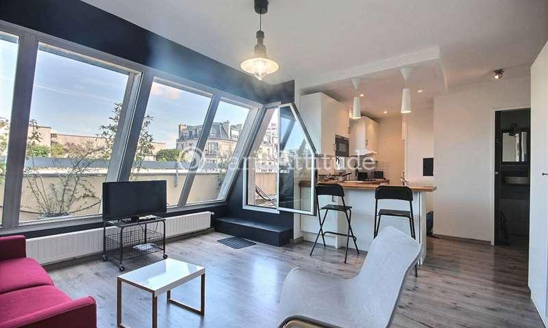 Rent Apartment Studio 25m² passage Stendhal, 20 Paris