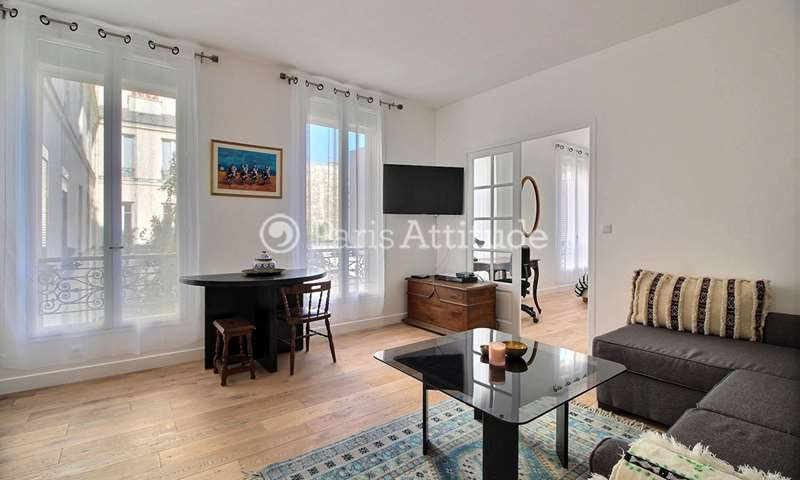 Location Appartement 1 Chambre 43m² boulevard Garibaldi, 15 Paris