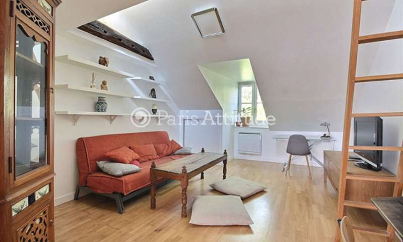 Rent Apartment Alcove Studio 35m² avenue Jean Jaures, 19 Paris