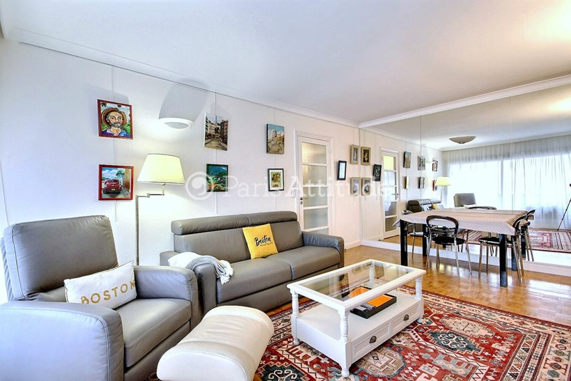 Rent furnished Apartment 2 Bedrooms 63m² rue Saint Dominique, 75007 Paris