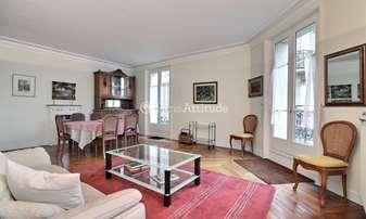 Location Appartement 2 Chambres 101m² rue Jean Du Bellay, 4 Paris