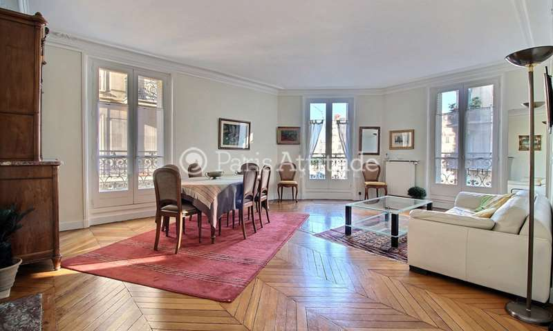 Rent Apartment 2 Bedrooms 101m² rue Jean Du Bellay, 4 Paris
