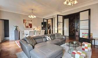Location Appartement 2 Chambres 100m² avenue de Malakoff, 16 Paris
