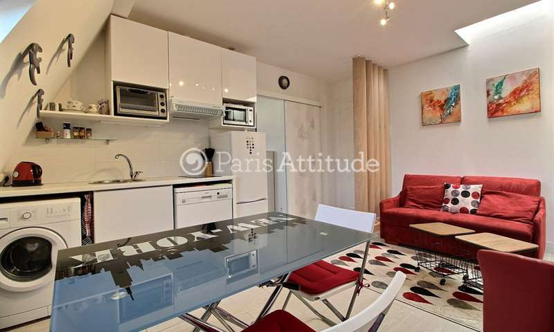 Rent Apartment 1 Bedroom 34m² place des Ternes, 75017 Paris