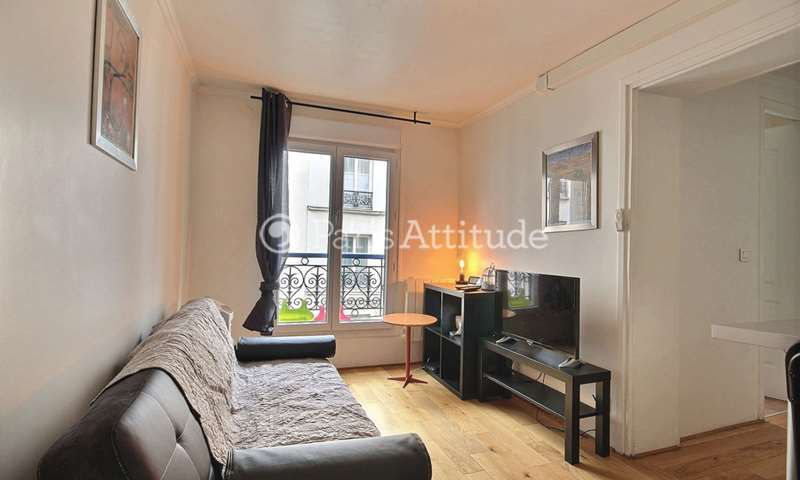 Rent Apartment 1 Bedroom 29m² rue Saint Sabin, 75011 Paris