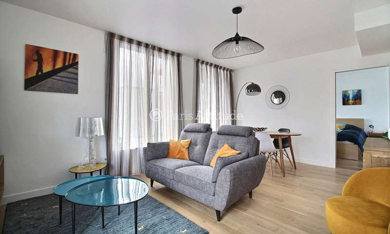 Rent Apartment 1 Bedroom 46m² rue Mstislav Rostropovitch, 17 Paris