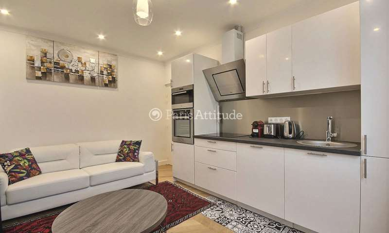Aluguel Apartamento 1 quarto 29m² rue de Dunkerque, 75009 Paris