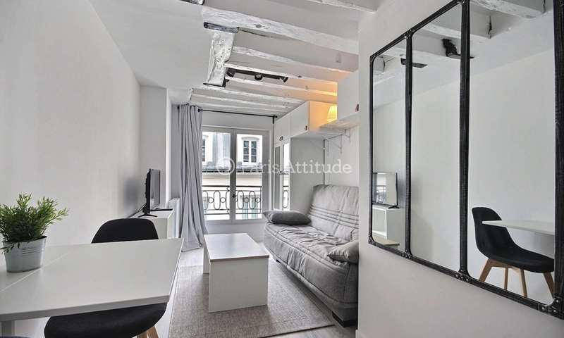 Rent Apartment Studio 17m² rue Monsieur Le Prince, 6 Paris