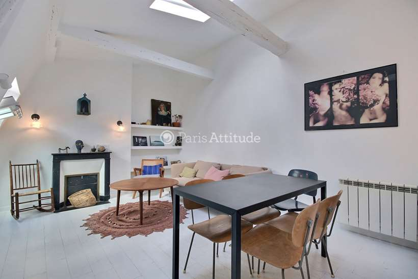 Aluguel Apartamento mobiliado 2 quartos 46m² rue Taylor, 75010 Paris