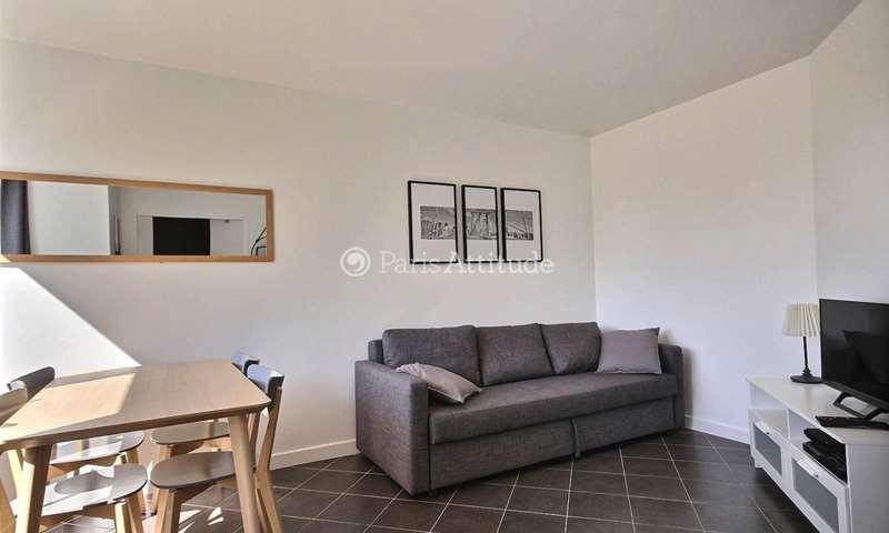 Rent Apartment Studio 28m² avenue de Paris, 94300 Vincennes