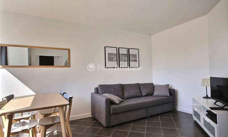 Rent Apartment Studio 28m² avenue de Paris, 94300 Vincennes