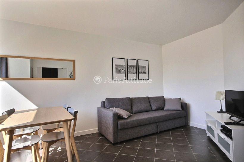 Rent furnished Apartment Studio 28m² avenue de Paris, 94300 Vincennes
