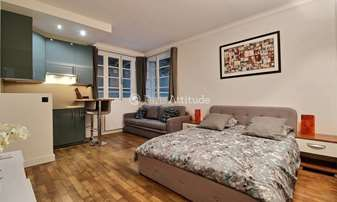 Aluguel Apartamento Quitinete 25m² rue Raffet, 16 Paris