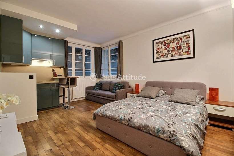 Louer Appartement meublé Studio 25m² rue Raffet, 75016 Paris