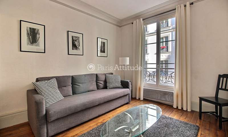 Rent Apartment Studio 27m² rue du Dome, 75016 Paris
