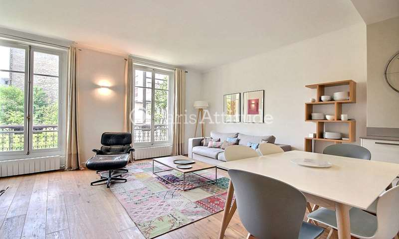 Location Appartement 2 Chambres 76m² avenue Kleber, 75016 Paris