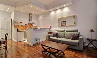 Rent Apartment Studio 30m² rue Laurent Pichat, 16 Paris