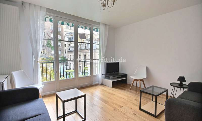 Rent Apartment 2 Bedrooms 53m² rue Laplace, 5 Paris