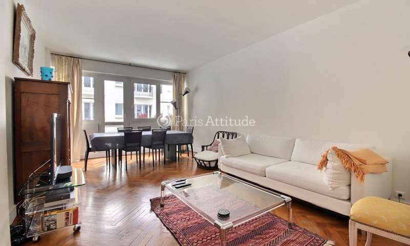 Rent Apartment 1 Bedroom 58m² rue des Patures, 75016 Paris