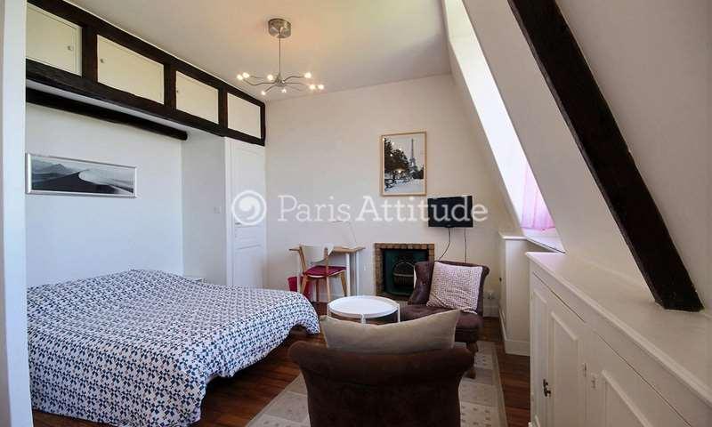 Rent Apartment Studio 27m² rue Tournefort, 5 Paris