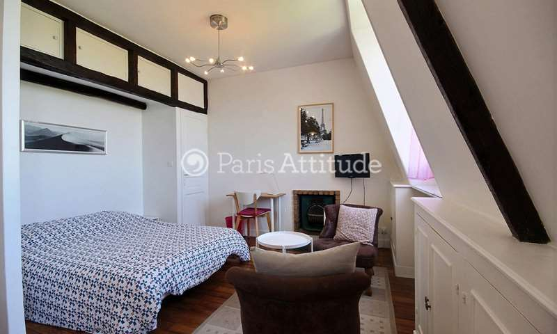 Rent Apartment Studio 27m² rue Tournefort, 75005 Paris