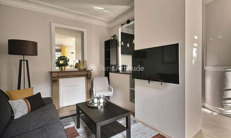 Rent Apartment 1 Bedroom 40m² rue de l Annonciation, 75016 Paris