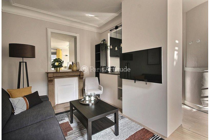 Rent furnished Apartment 1 Bedroom 40m² rue de l Annonciation, 75016 Paris