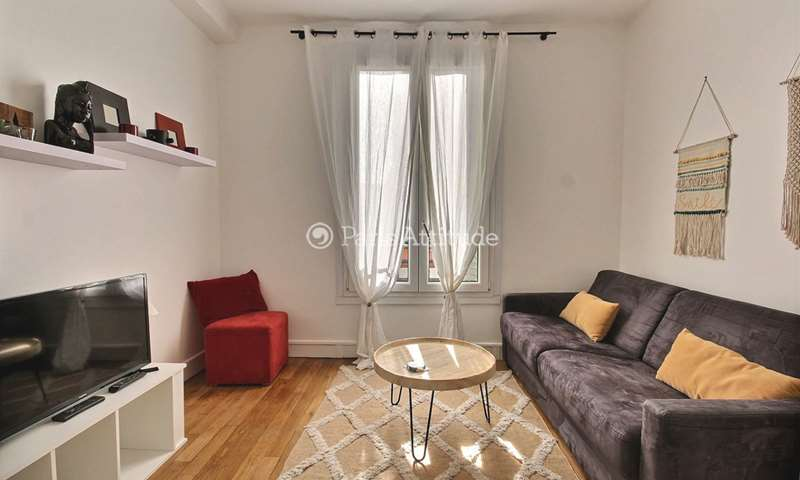 Rent Apartment Studio 23m² rue Jouvenet, 16 Paris