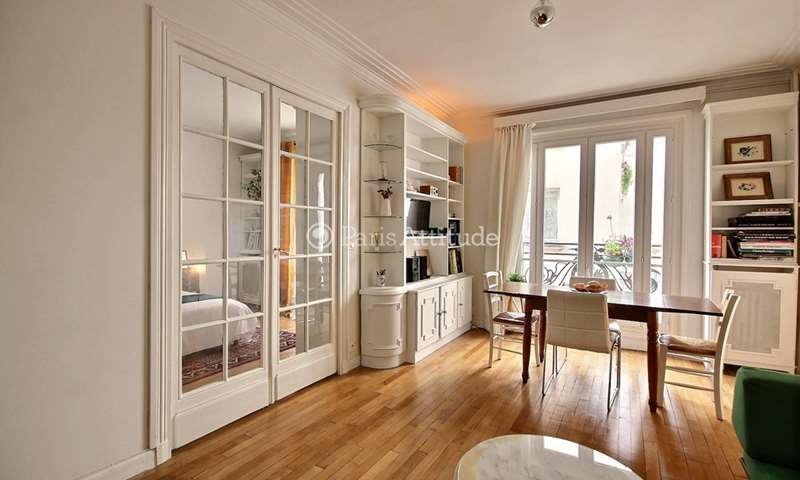 Location Appartement 1 Chambre 53m² boulevard Richard Lenoir, 75011 Paris