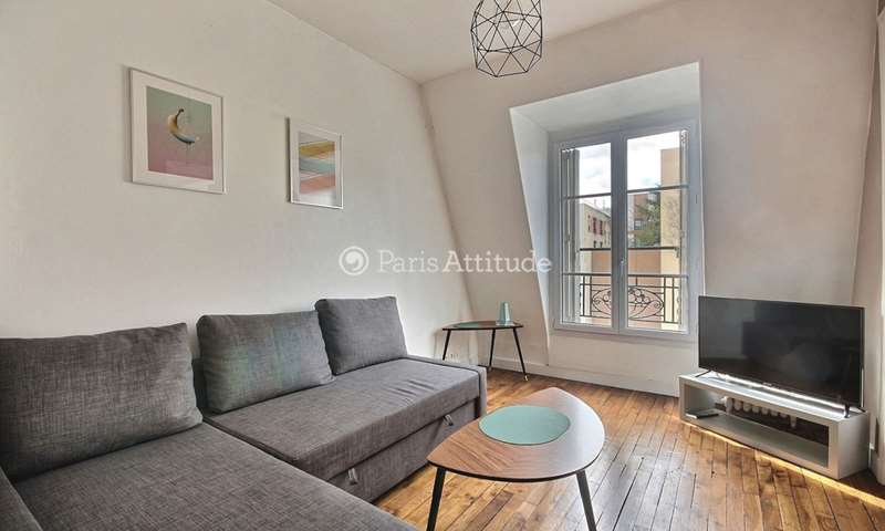 Rent Apartment 1 Bedroom 26m² rue Linois, 15 Paris