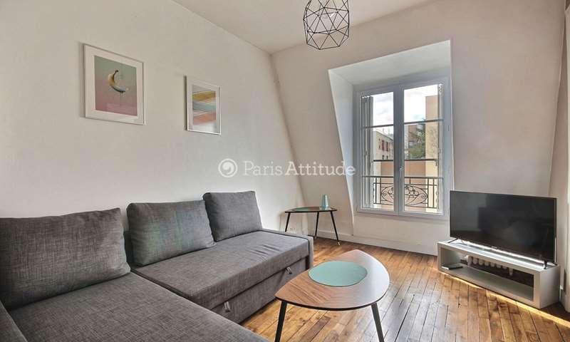 Location Appartement 1 Chambre 26m² rue Linois, 75015 Paris