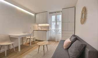 Aluguel Apartamento Quitinete 15m² rue Cauchois, 18 Paris