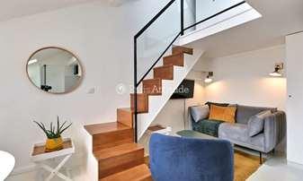 Location Duplex Studio 23m² rue de Montmorency, 3 Paris