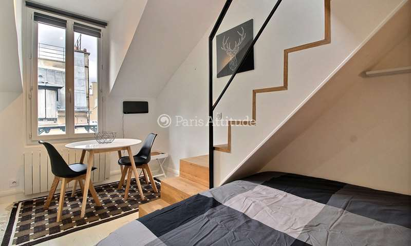 Rent Duplex Studio 23m² rue de Montmorency, 3 Paris