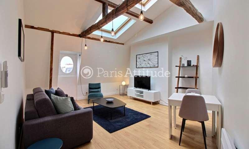 Aluguel Apartamento 1 quarto 54m² boulevard Haussmann, 75008 Paris