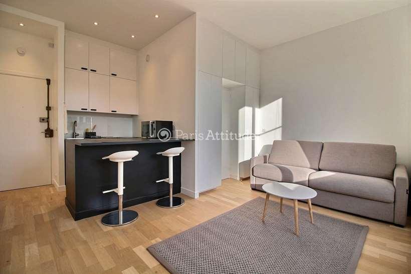Louer Appartement meublé Studio 23m² boulevard Saint Germain, 75006 Paris