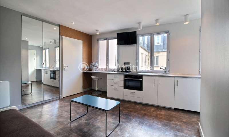 Aluguel Apartamento Quitinete 23m² rue des Petits Champs, 75002 Paris