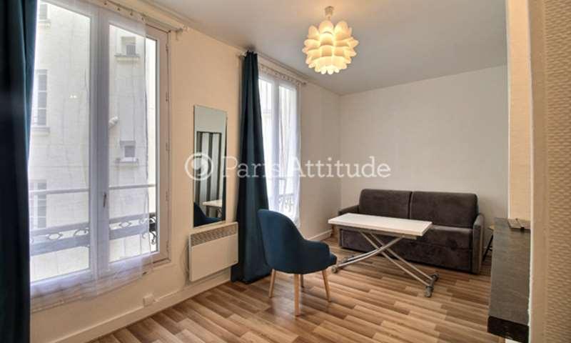 Rent Apartment Studio 20m² rue Basfroi, 75011 Paris