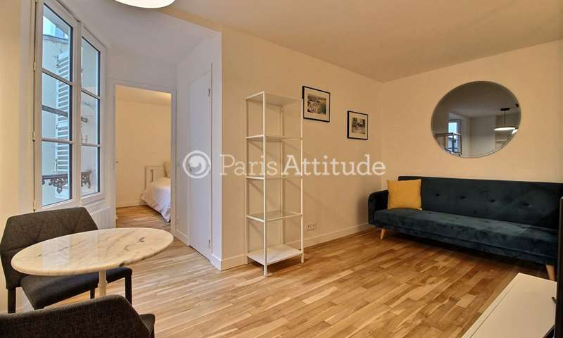 Rent Apartment 1 Bedroom 36m² rue du Champ de Mars, 75007 Paris