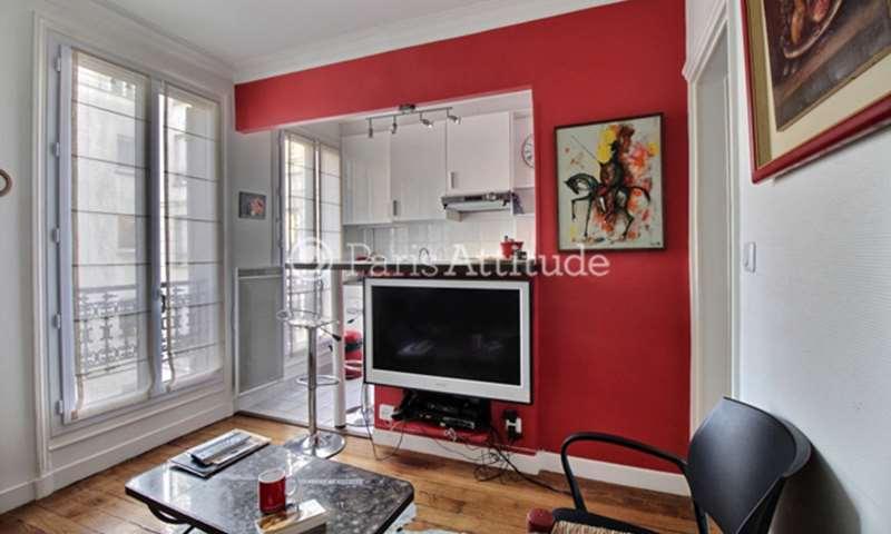 Location Appartement 1 Chambre 33m² rue des Plantes, 75014 Paris